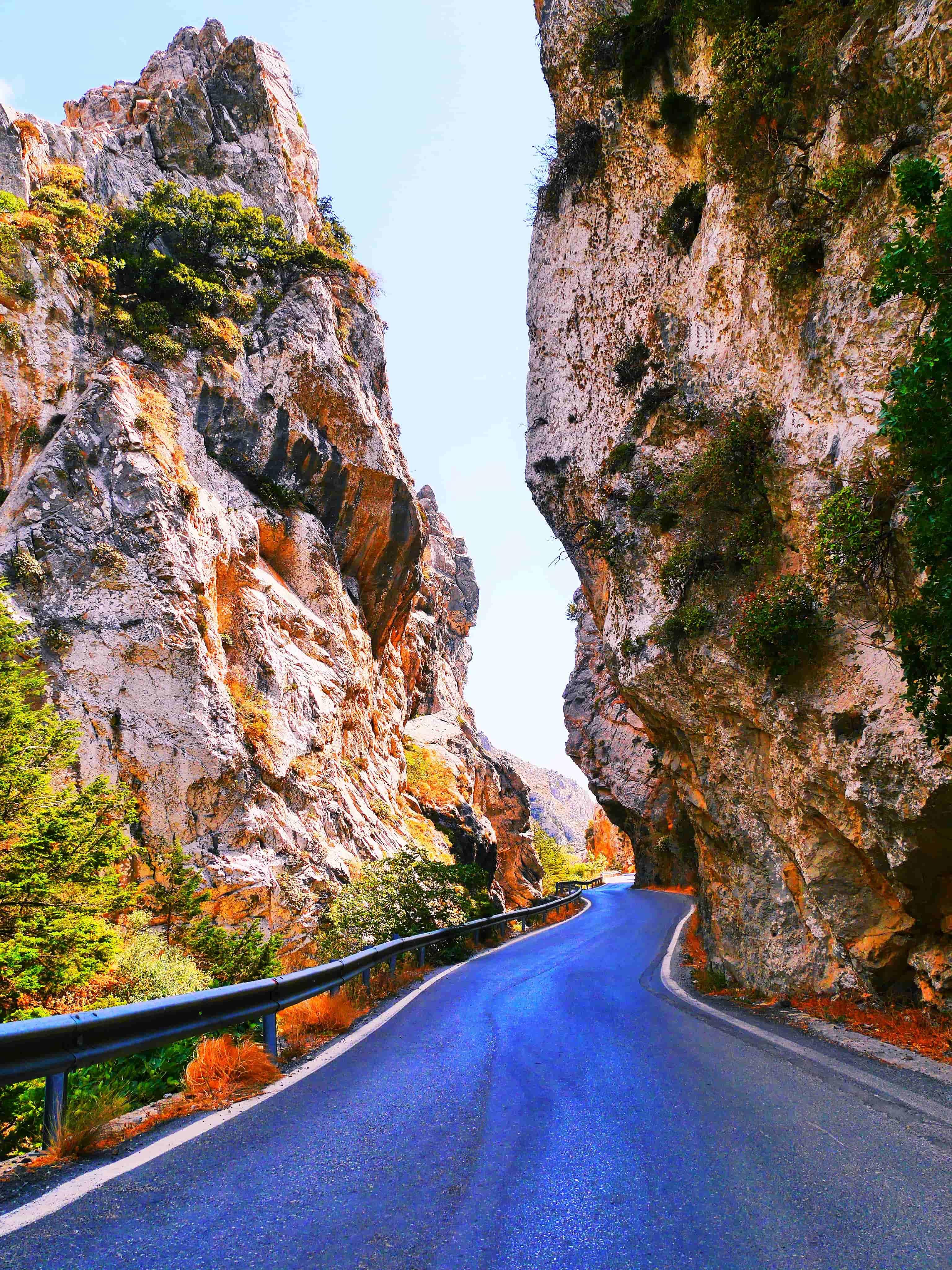 Rethymno - Plakias - Kournas Lake