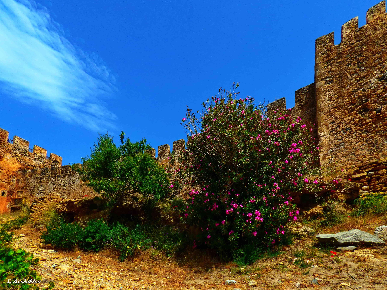 Frangokastello castle