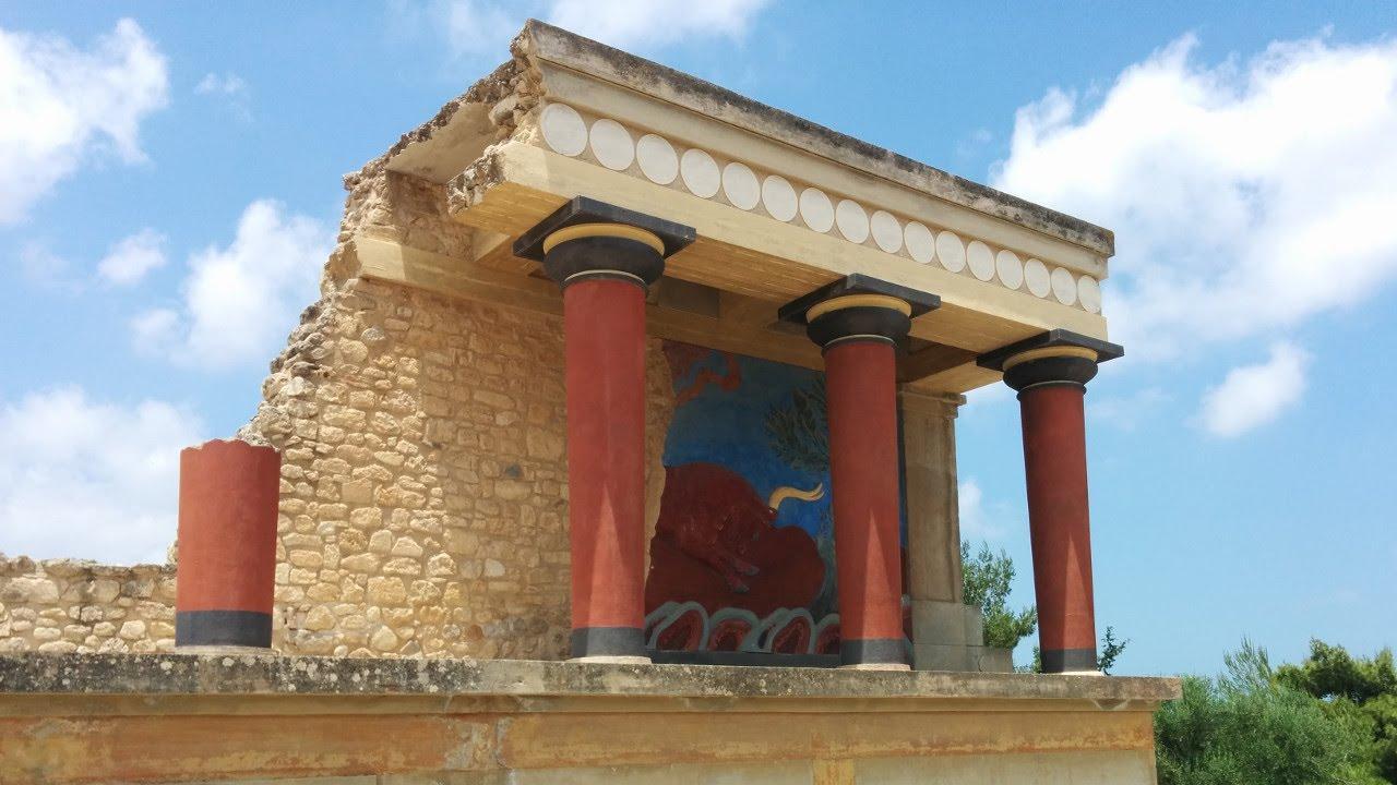 Knossos - Archaeological Museum - Heraklion/Knossos - Bali