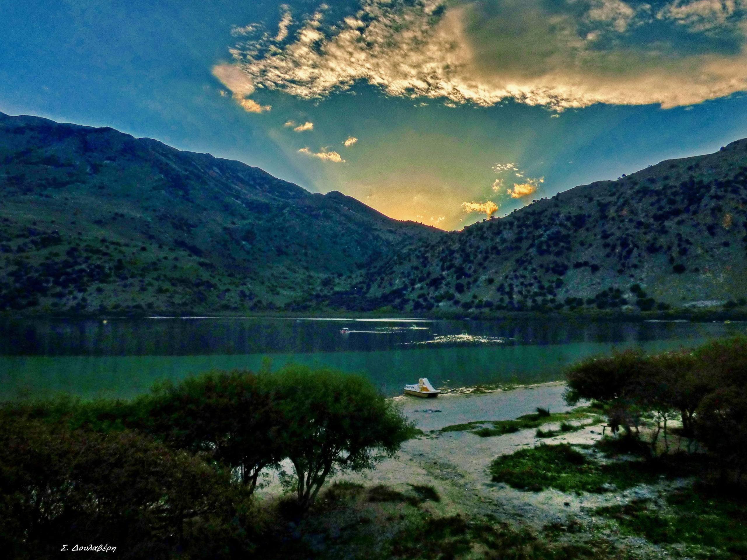 Rethymno – Lake Kournas