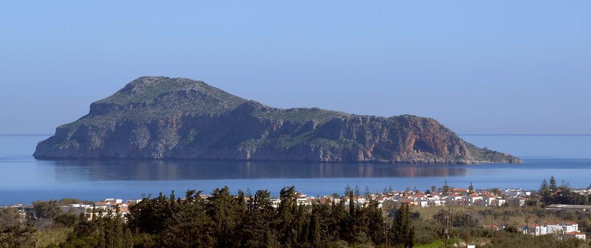 Gramvousa - Balos - Menies - Agioi Theodoroi